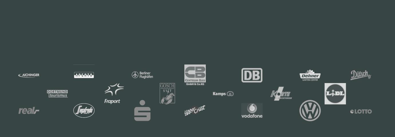 Firmenreferenzen, Shopunits GmbH