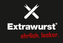 Extrawurst ... ehrlich. lecker. - Guter Geschmack sucht gute Ladenlokale & Stellplätze.