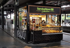 Pop-up Store, Mall-Kiosk, Indoor-Stand: Premium Pavillon - shopunits.de