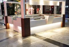 Pop-up Store, Mall-Kiosk, Indoor-Stand: Mall-Verkaufsstand - shopunits.de