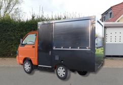 Verkaufwagen, Foodtruck: Elektro Verkaufsmobil - shopunits.de