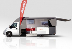 Event- und Promotionmobile: Promotion Mobil - shopunits.de