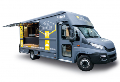 Roka Gastromobile, Food trucks