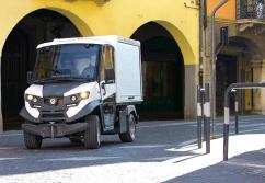 alké - Elektrofahrzeuge für Transport, Straßenverkauf / Streetfood