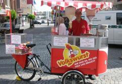 Verkaufsfahrrad Bully Bike - shopunits.de