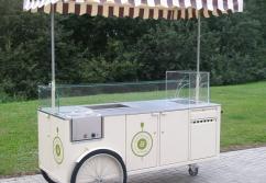 Verkaufsstand, Verkaufstheke: Verkaufswagen Italo Flair Mobile