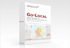 Go*Local - Online-Analysen für Markt, Standort und Wettbewerb, hier: Kaufkraft