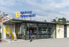 Verkaufspavillon | 55218 Ingelheim am Rhein - 78 qm, Backshop