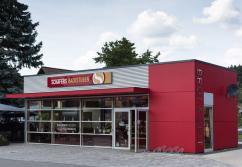 Verkaufspavillon | 35239 Steffenberg - 117 qm, Backshop