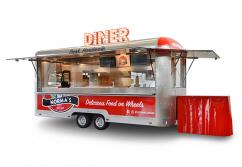 Roka Gastromobile, Food trucks