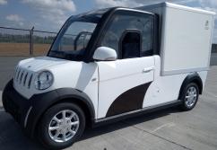 ARI-458 eVan ★ Der günstige E-Transporter!