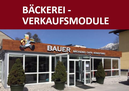 Bäckerei Verkaufsmodul