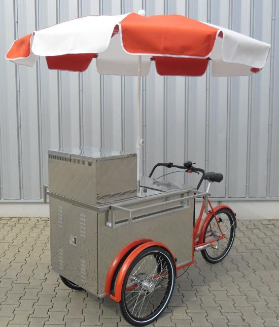 Verkaufsfahrrad e-Bike - shopunits.de