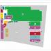 Einkaufszentrum ✩ Marktkauf-Center Cuxhaven, Lageplan der Sonderflächen